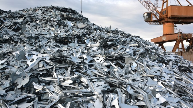 Türk Çelikçiler 17 Günlük Tam Kapanma Öncesi İthal Hurda Demir Alımını Durdurdu