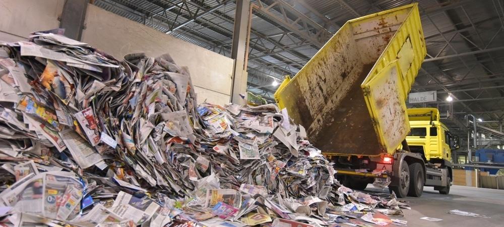 kağıt geri dönüşümü nasıl yapılır